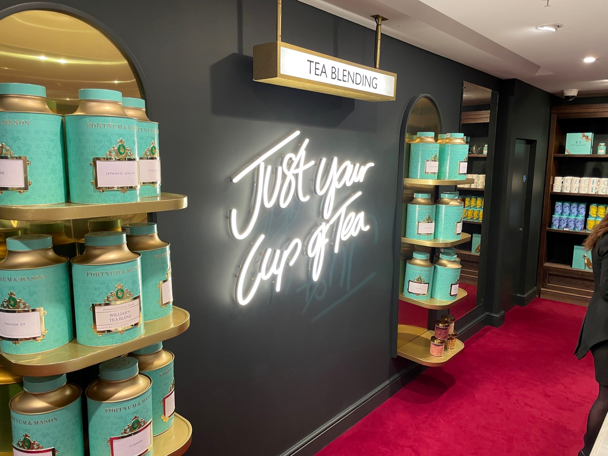 Fortnum & Mason 'Time for Tea' Campaign