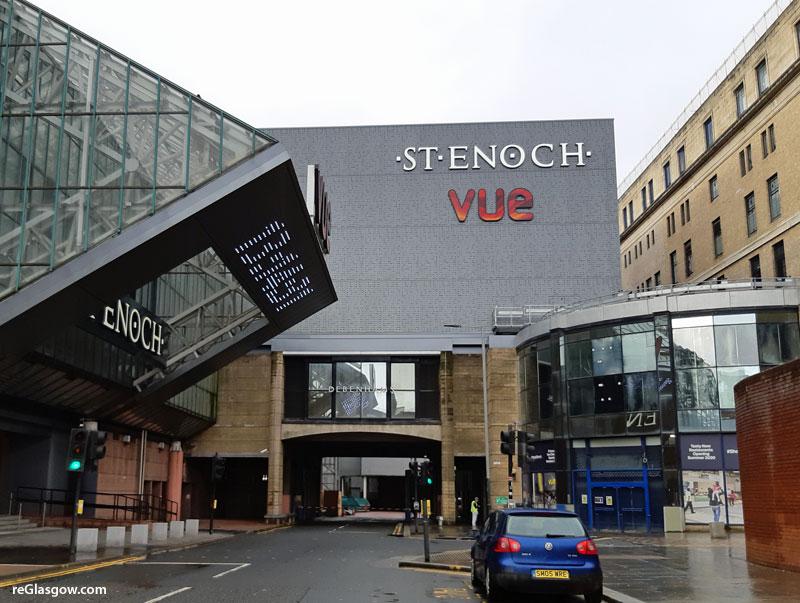 Vue Cinema – New Site