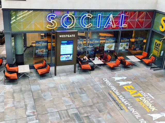 Westgate Social – Food Court